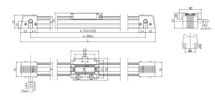 产品模版20141205_12W45A-05尺寸图