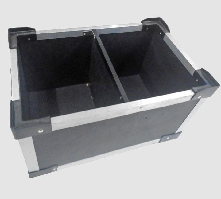 中空板周转箱内侧图