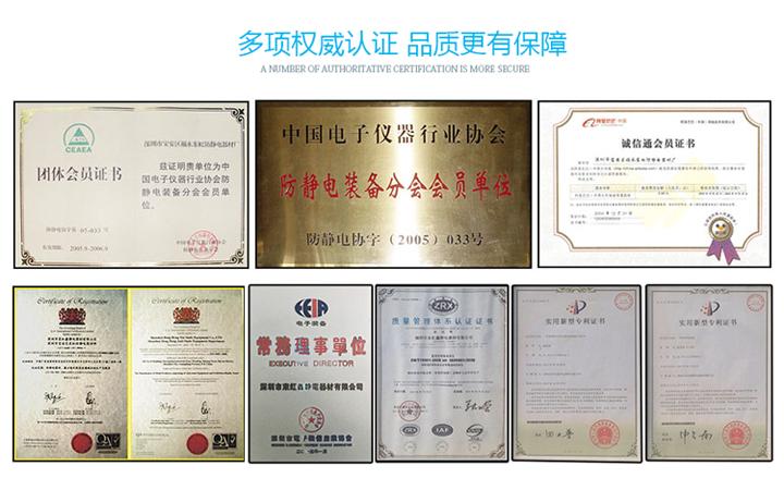 资质证书720
