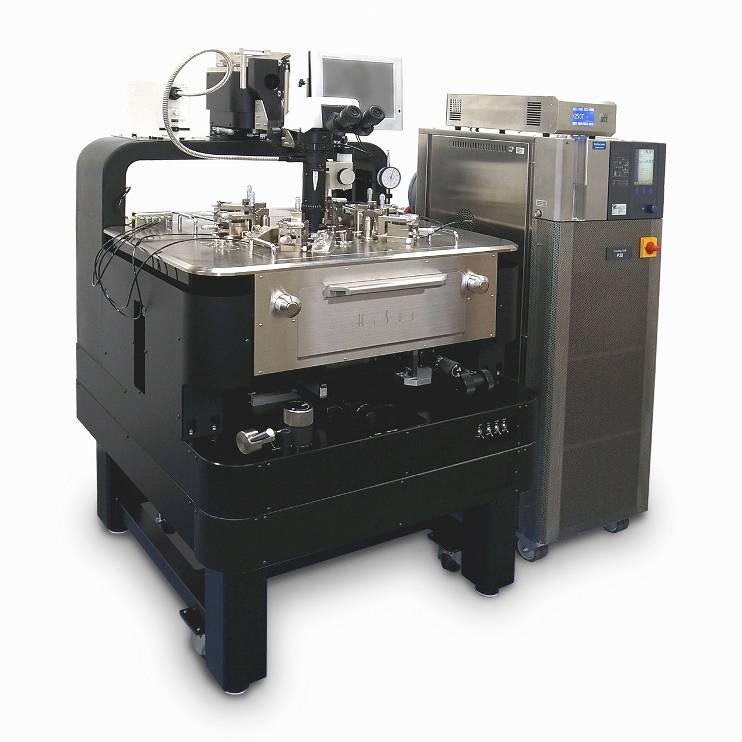 手动高低温探针台 HMP-800SC 可测8''晶圆 HMP-1200SC 可测12''晶圆
