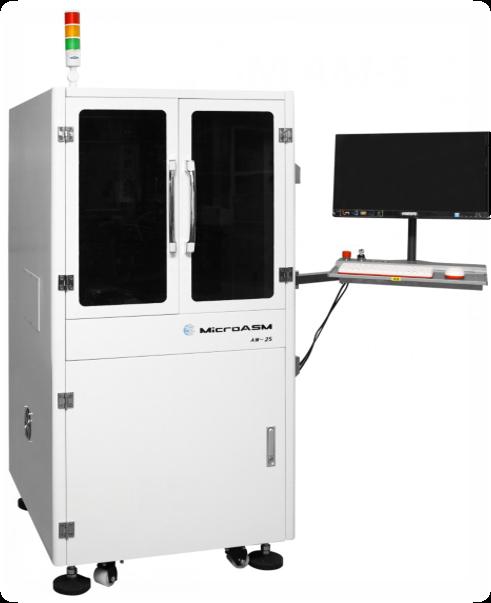 离线式全自动微米级贴装平台